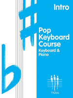Tritone Pop Keyboard Course Learn to Play Rock Songs Piano Music Book