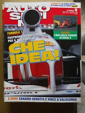 Autosprint 16 1991 Formula 1 Footwork V12 Porsche