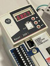 Allen Bradley 2097 V31pr0 A Kinetix 300 Ethernetip Ac Servo Drive 2a
