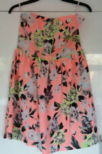 Summer/Beach Floral Dresses for Women with Strapless/Bandeau
