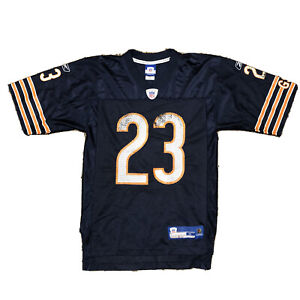 CHICAGO BEARS #23 DEVIN HESTER REEBOK NFL JERSEY MENS Small 19 in W 30.5 in L