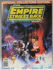 THE EMPIRE STRIKES BACK Official Collector's Edition (1980) EXCELLENT Condition!