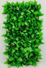 Lorrel 1x2 m Artificial  Leaf Garden Fence Wall Laurel Screening Trellis Hedge