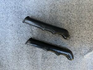 Bicycle Brake Handle Lever Covers-BLACK for Schwinn Stingray & Grey Ghost Krate
