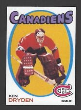 Ken Dryden - Rookie Card Design Fridge Magnet - Canadiens