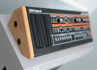 SOLID OAK WOOD END CHEEKS STAND FOR ROLAND BOUTIQUE JX03 JP08 JU06 A01 SE02 SH01
