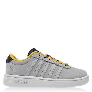 K Swiss x Harry Potter Classic Pro Youngster Sneakers Boys Court Shoes Suede