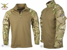 British Army issued Combat shirt multicam camo 1/4 zipper Hunting XL Or L Large
