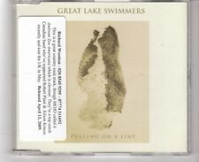 (HT768) Great Lake Swimmers, Pulling On A Line - 2009 DJ CD