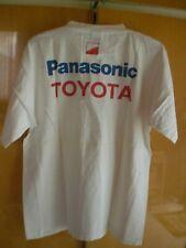 Panasonic Toyota 1/2 Arm Shirt gr.L