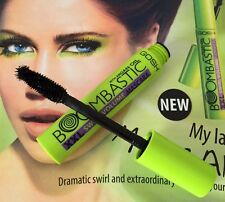 GOSH - BOOMBASTIC XXL VOLUME MASCARA with argan oil –black color- SEALED