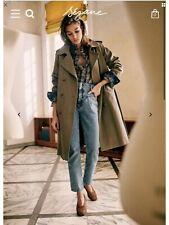 Sezane Sam Trousers Jeans 38 UK10 Worn Once