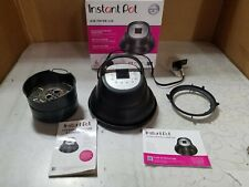 Instant Pot 6-Quart Air Fryer Lid Black 140-3003-01 (FREE SHIPPING!!)