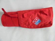 Domino's Pizza Logo Red Rollup Blanket