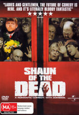 SHAUN OF THE DEAD (2004) [NEW DVD]
