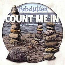 Rebelution ‎- Count Me In LP 180 Gram Vinyl - Don Carlos Collie Buddz SEALED NEW