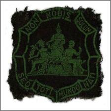 Paul McCartney & George Harrison Related Liverpool Institute Blazer Badge (UK)