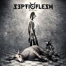 Septicflesh - Titan CD 2014 Season of Mist Septic Flesh atmospheric death metal