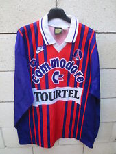 Maillot PARIS PSG vintage NIKE shirt Champion de France 94/95 manches longues