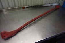 Honda Civic Type R EK9 B16B OEM red front strut brace