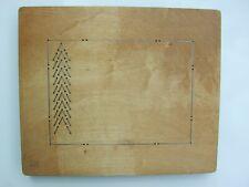 "Accucut Chevron wooden die (1"" / 2.5cm thick) - NC513EJ"