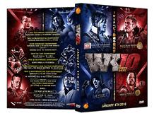 NJPW - Wrestle Kingdom 10 DVD, Tokyo Dome IWGP Okada Tanahashi Ishii