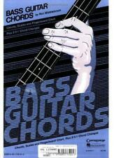 Bass Guitar Chord Chart: By Ron Middlebrook