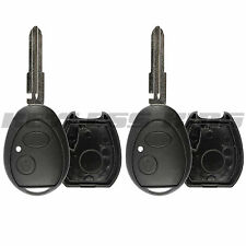 2 Keyless Entry Remote Car Key Fob Shell Case for Land Rover Discovery N5FVALTX3