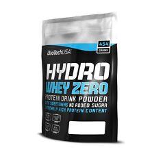 Biotech USA Hydro Whey Zero 454g Pure Hydrolysed Isolate cherry-banana FREE P&P