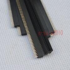 10X RoHS 1X50 1.27mm Pin Header Single Row Female for DIP PCB Board convert G28
