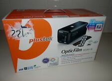 NEW Plustek OpticFilm 8200i Ai Film 35mm Scanner 7200 dpi Optical 783064365338