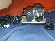 Kodak EASYSHARE DX6490 4.0MP HD Digital Camera 10x Optical Zoom w Charging Dock