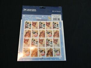 "2003 The Art Of DISNEY Friendship US Stamp Sheet 37 Cent Stamps MNH ""Sealed"""