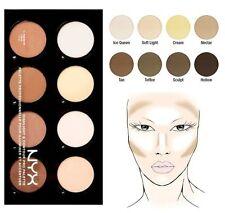 New NYX Cosmetics Highlight & Contour Pro Palette 0.72 OZ. + FREE GIFT