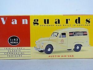 Lledo Vanguards Austin A40 Van