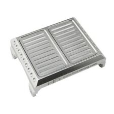 Hot Racing HOR16R08 Silver Aluminum Replica Radiator Cover Kyosho 1/8 Motorcycle
