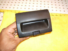 VW 1999 Cabrio Convertible Front Console center BLACK ash OEM 1 Tray,1H1857309