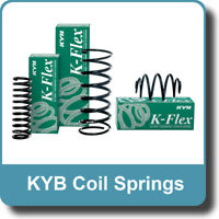 1 x KYB Front Coil Spring RH2640