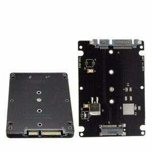 "SATA M.2 SSD to 2.5"" SATA NVMe M.2 NGFF SSD to SFF-8639 Adapter 2021"
