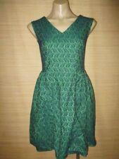 Caroline Morgan Knee Length Lace Dresses for Women