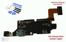 Charging Port & Microphone Flex Samsung Galaxy Note GT- N7000 GT- i9220 OEM+tool