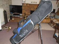 """Pré aimait Rookie Junior Sac De Golf-Construit En Stand-Double Sangle - 29"""" Haute"""