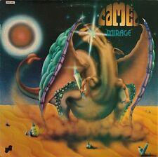 Camel - Mirage (LP) (EX/VG-)