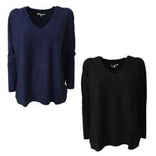 KORALLINE Women's Sweater Over V-Neck Long Sleeve AI20-697