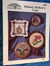 Cross Stitch - Hickory Hollow - Hickory Hollow's Cows