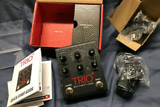Digitech Trio+ Band Creator and Looper Effect -TRIOPLUS-V-04 w/Pwr Supply