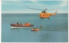 RNLI Air Sea Rescue Postcard, B606