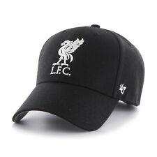 Liverpool FC Basecap Cap Baseballcap MVP black Premier League 47Brand adjustable
