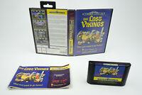 Sega Mega Drive *The Lost Vikings* OVP mit Anleitung