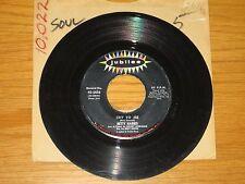 "SOUL 45 RPM - BETTY HARRIS - JUBILEE 5456 - ""CRY TO ME"" + ""I'LL BE A LIAR"""